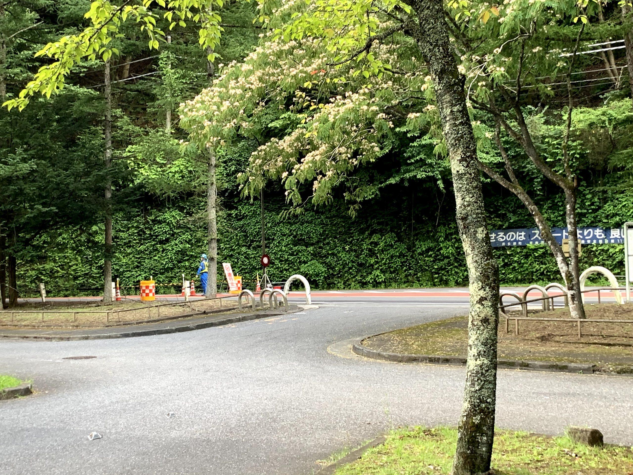 大麦代トンネル入口
