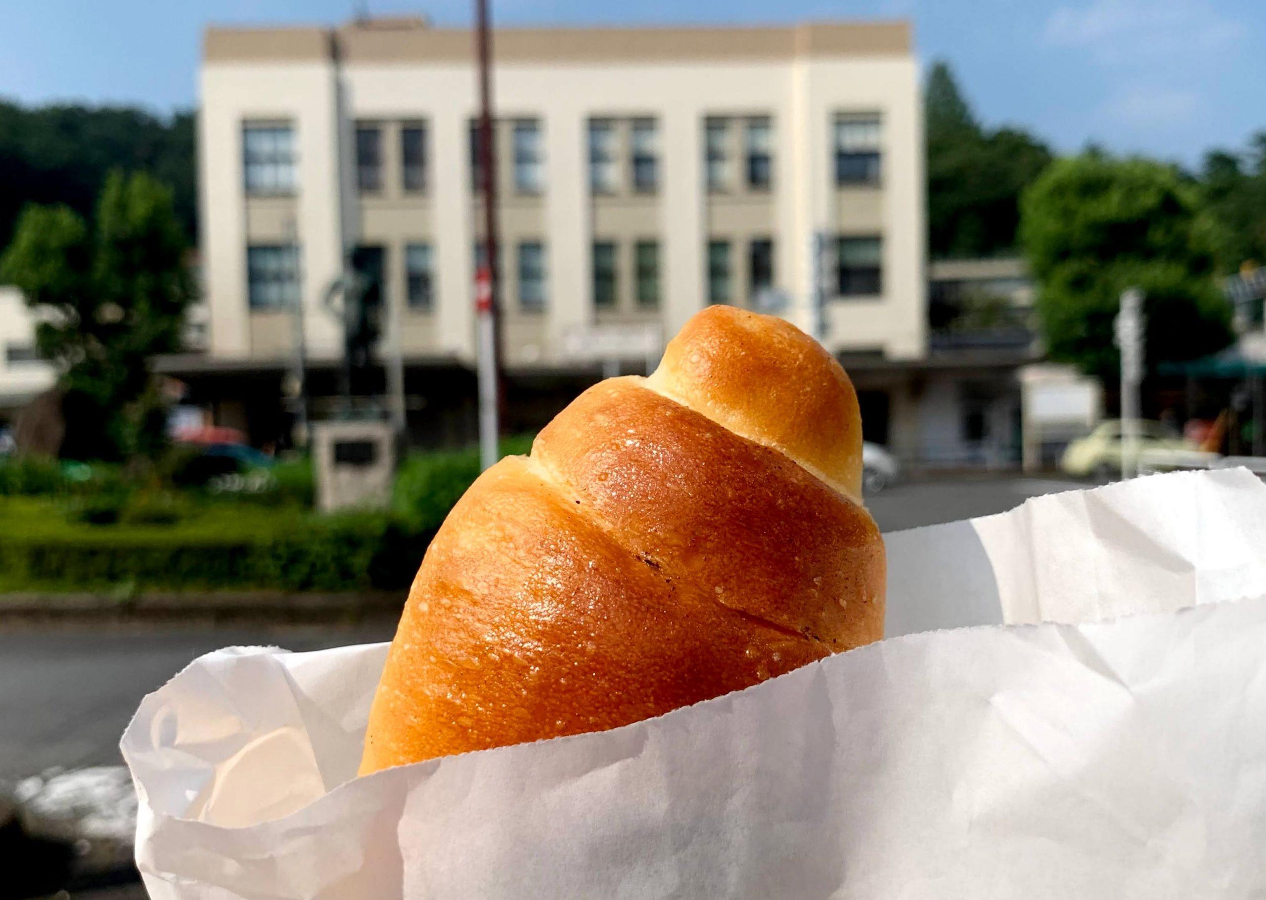 しあわせの葉っぱベーカリーのパン
